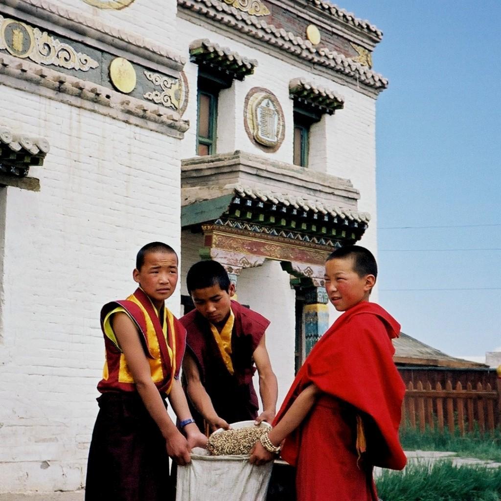 Mongolia wycieczka