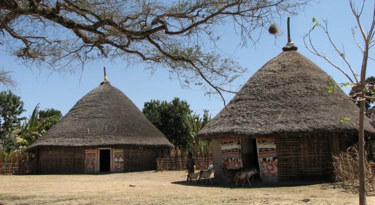ETIOPIA: Północ i Południe