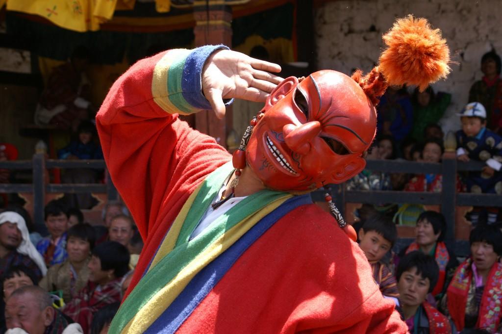 Festival in Thimphu 3. 1024x681 - BHUTAN – BANGLADESZ: wyprawa na Festiwal Thimphu Tsechu