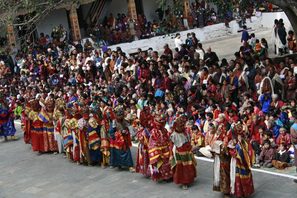 Festival in Thimphu 6. 1024x683 - BHUTAN – BANGLADESZ: wyprawa na Festiwal Thimphu Tsechu