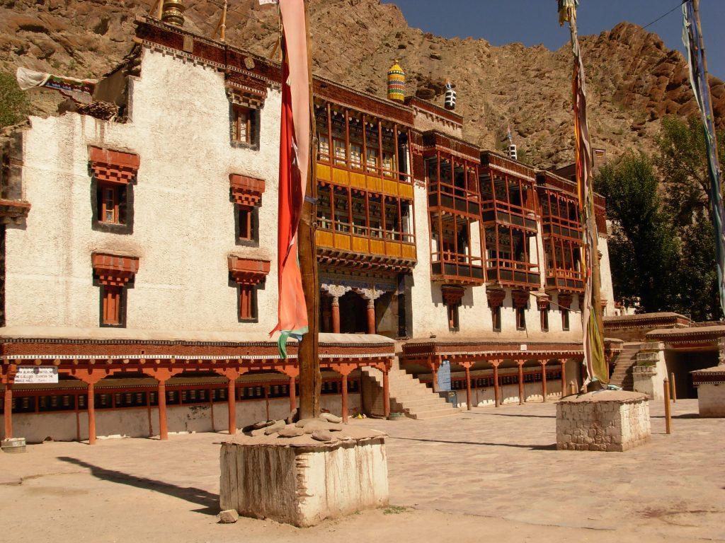 Hemis Monastry 1024x768 - INDIE - Ladakh – Kaszmir: wyprawa na Festiwal Hemis Tsechu