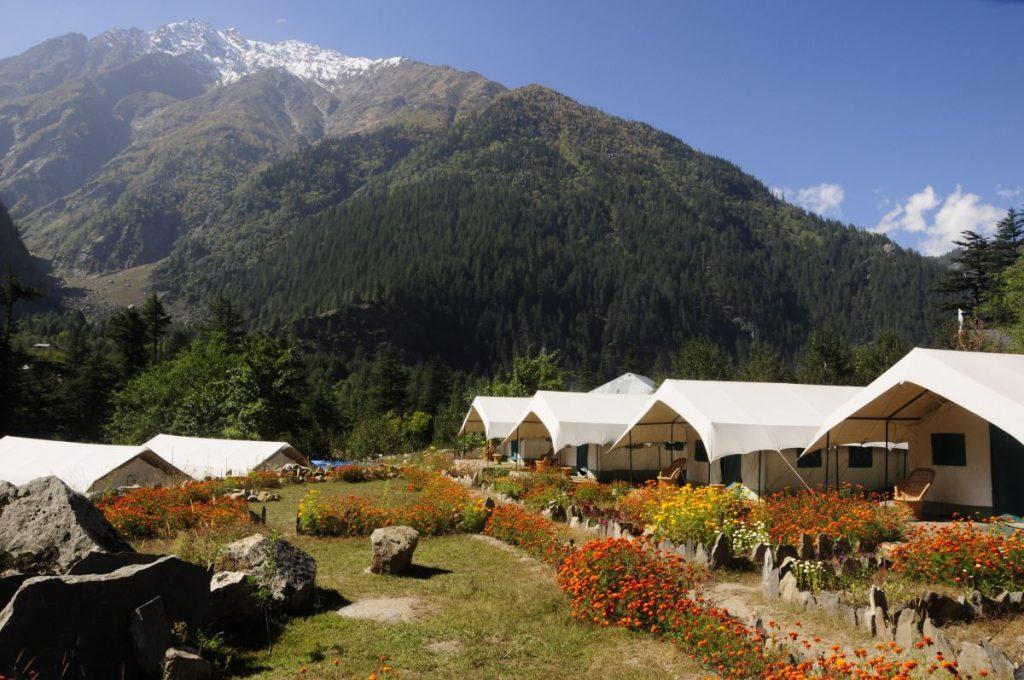 Luxury Tents at Kinnaur Himalayas 1024x680 - INDIE: Sikkim i Bengal Zachodni - wyprawa