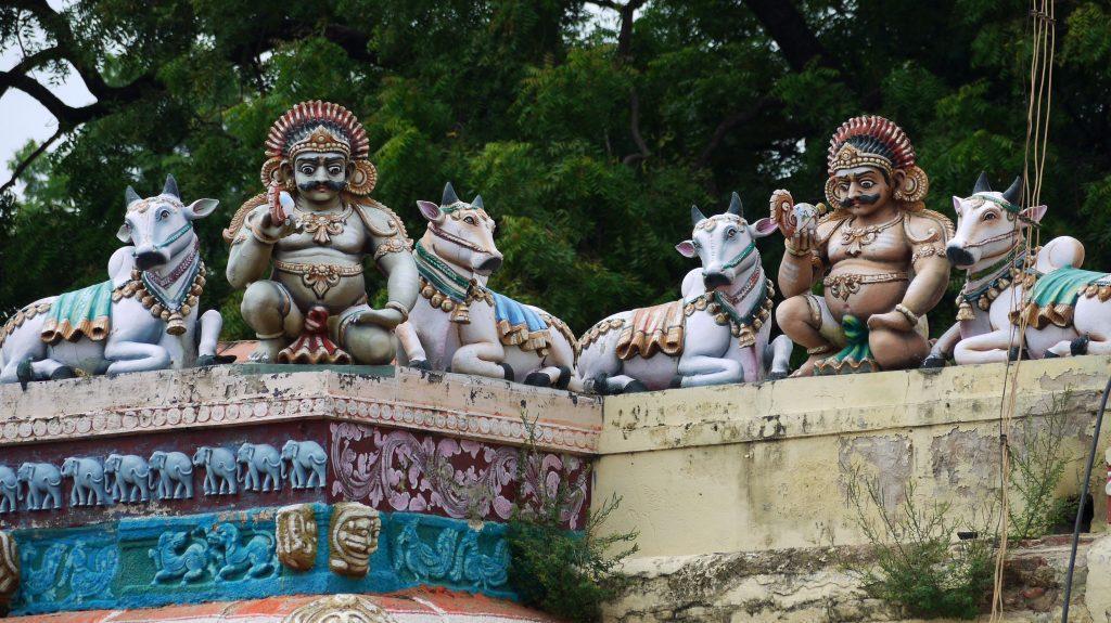 Minakshi Temple at Madurai 1024x575 - INDIE POŁUDNIOWE: Kerala i festiwal Theyyam - wycieczka