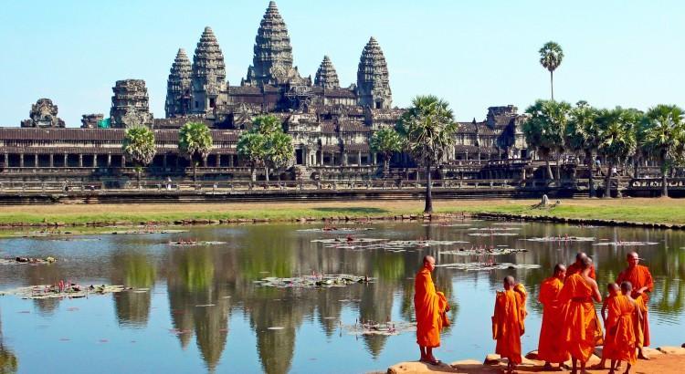 Kambodża - fotorelacja Bogusława Łachmańskiego