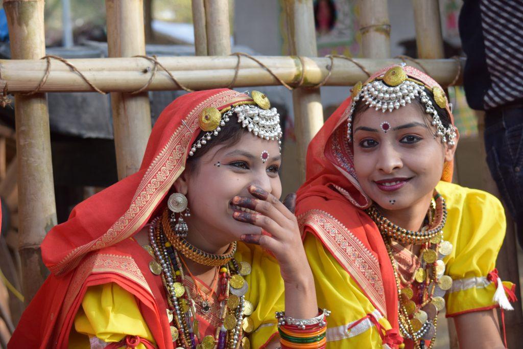 Tribal Face 1024x683 - INDIE: Radżastan i wycieczka na Goa