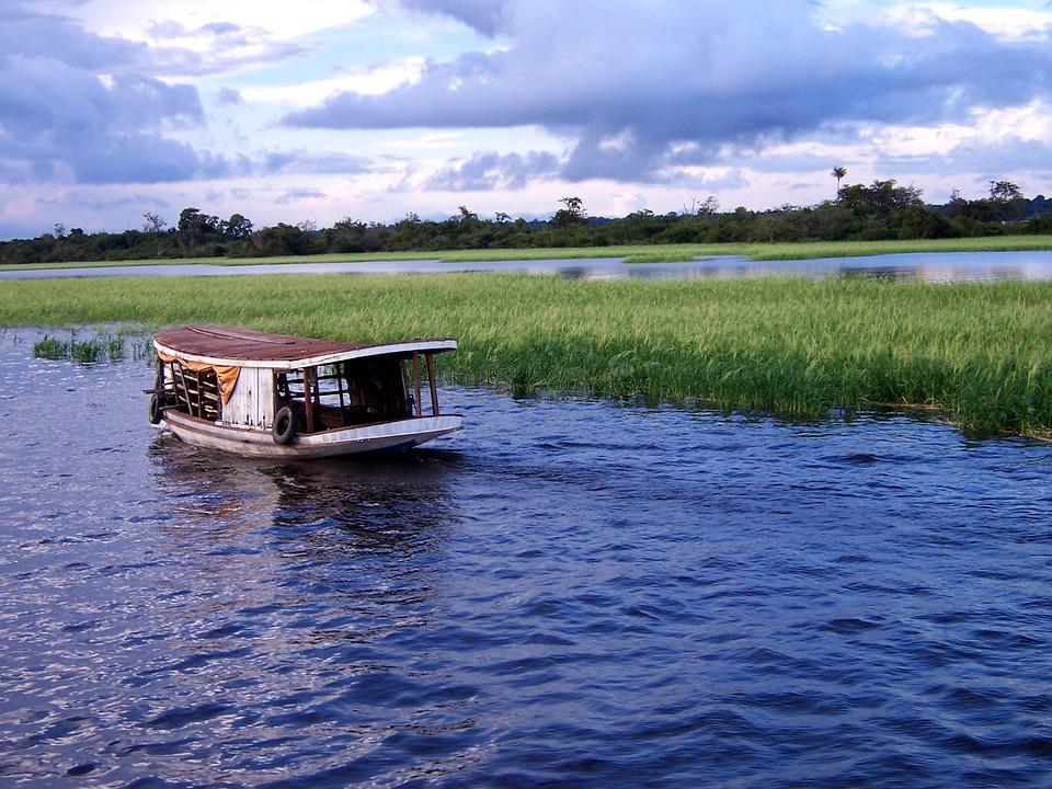 amazon 2327850 960 720 - BRAZYLIA z Amazonią, Foz do Iguazu i Pantanalem - wycieczka