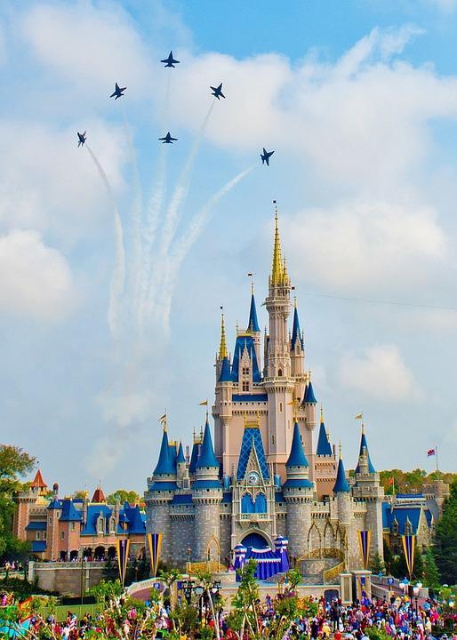 blue angels 1024270 960 720 - USA: Wschodnie Wybrzeże z Nowym Orleanem i Florydą