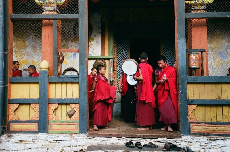 but00220035 1 - BHUTAN – BANGLADESZ: wyprawa na Festiwal Thimphu Tsechu