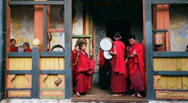 BHUTAN (Thimphu Tsechu) - BANGLADESZ