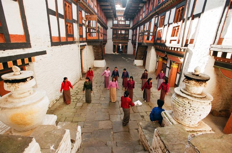 but00230003 - BHUTAN – BANGLADESZ: wyprawa na Festiwal Jambay Lhakhang