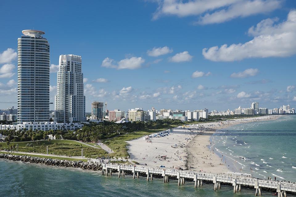 cz - USA: Wschodnie Wybrzeże z Nowym Orleanem i Florydą
