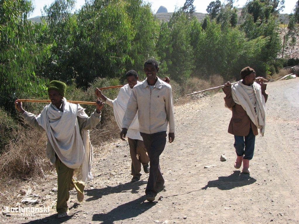 etiopia 12 - Etiopia Północna - fotorelacja Bogusława Łachmańskiego