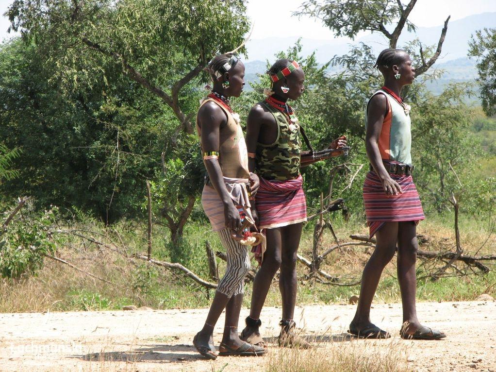 etiopia 2 13 - Etiopia Południowa - fotorelacja Bogusława Łachmańskiego
