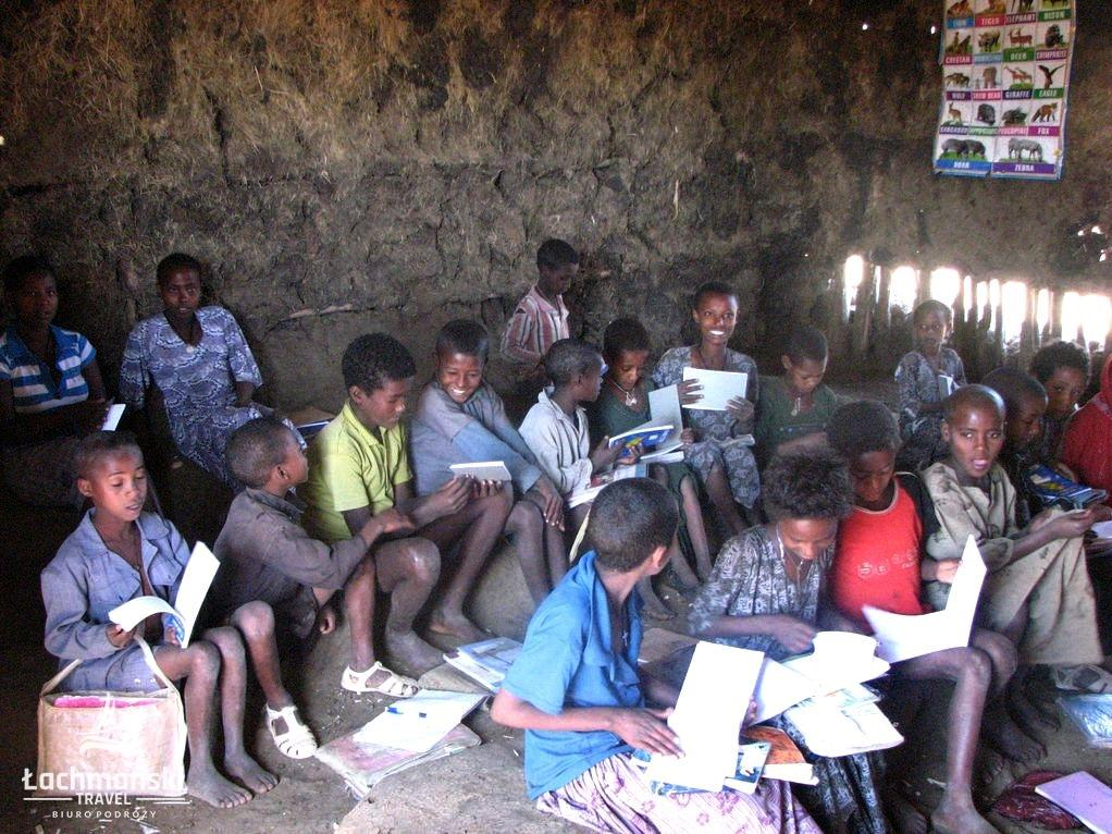 etiopia 5 - Etiopia Północna - fotorelacja Bogusława Łachmańskiego