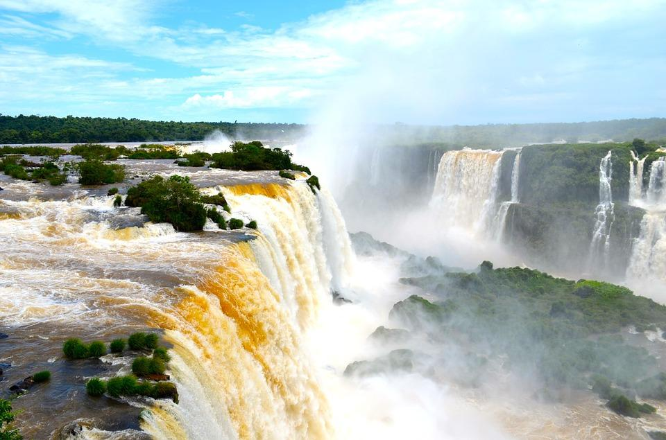 iguazu 322695 960 720 - BRAZYLIA z Amazonią, Foz do Iguazu i Pantanalem - wycieczka