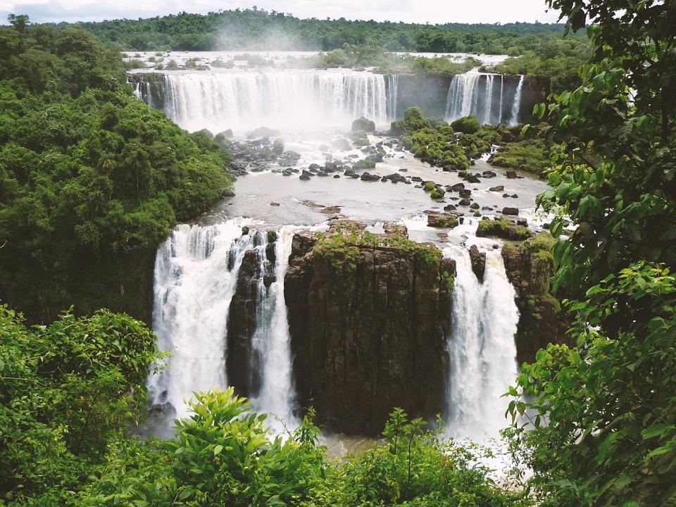 iguazu 800464 960 720 - BRAZYLIA z Amazonią, Foz do Iguazu i Pantanalem - wycieczka