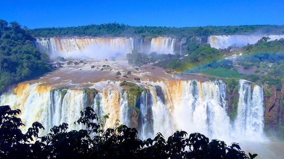 iguazu falls 3200869 960 720 - BRAZYLIA z Amazonią, Foz do Iguazu i Pantanalem - wycieczka