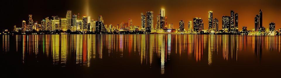 miami 936590 960 720 - USA: Wschodnie Wybrzeże z Nowym Orleanem i Florydą