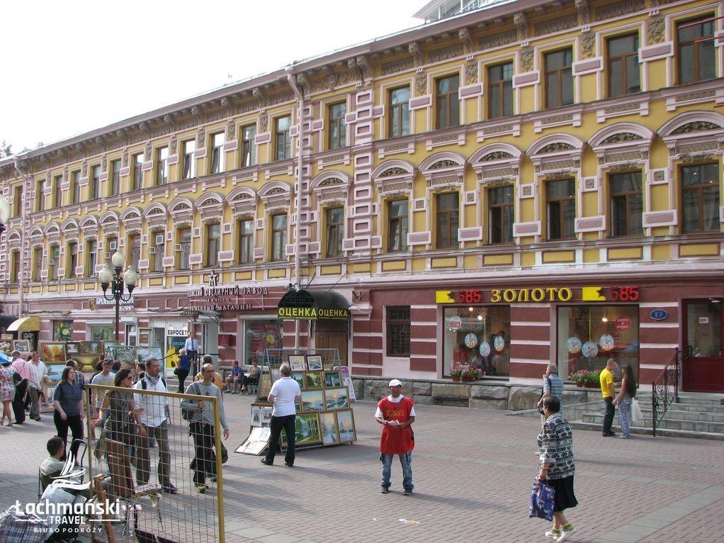 moskwa 11 - Moskwa - fotorelacja Bogusława Łachmańskiego