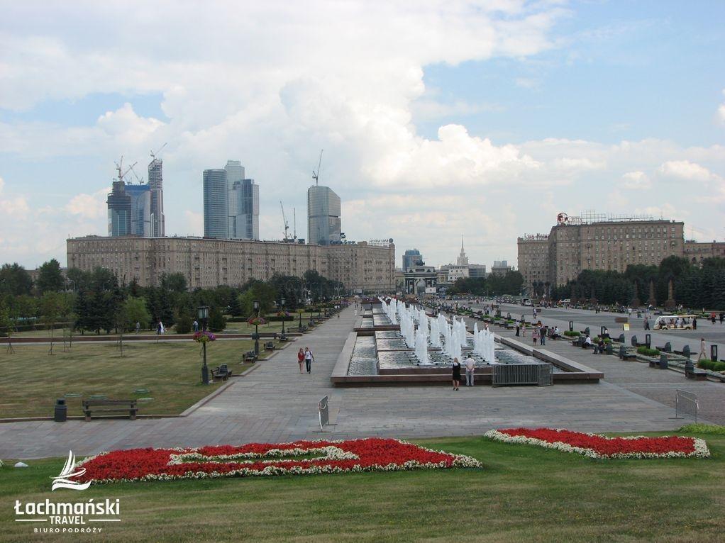 moskwa 17 - Moskwa - fotorelacja Bogusława Łachmańskiego