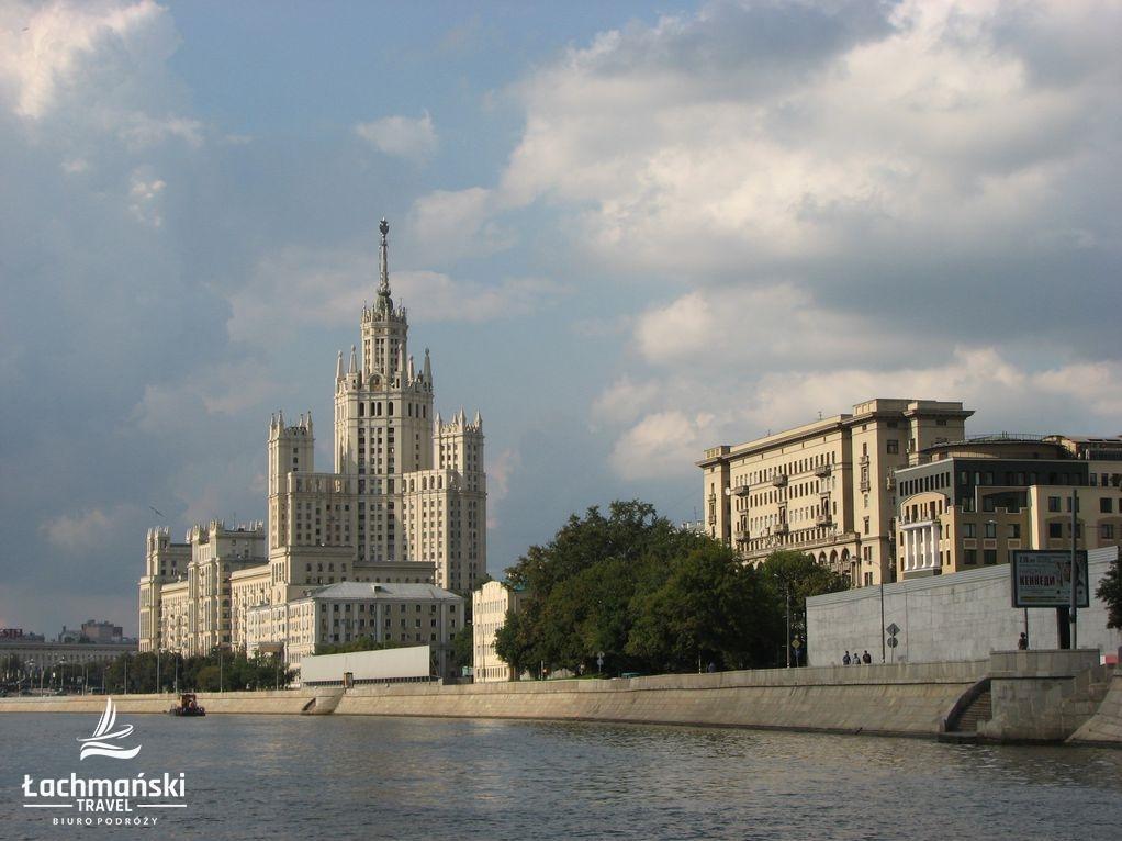 moskwa 9 - Moskwa - fotorelacja Bogusława Łachmańskiego