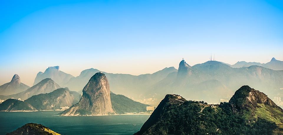 rio de janeiro 1534089 960 720 - BRAZYLIA z Amazonią, Foz do Iguazu i Pantanalem - wycieczka