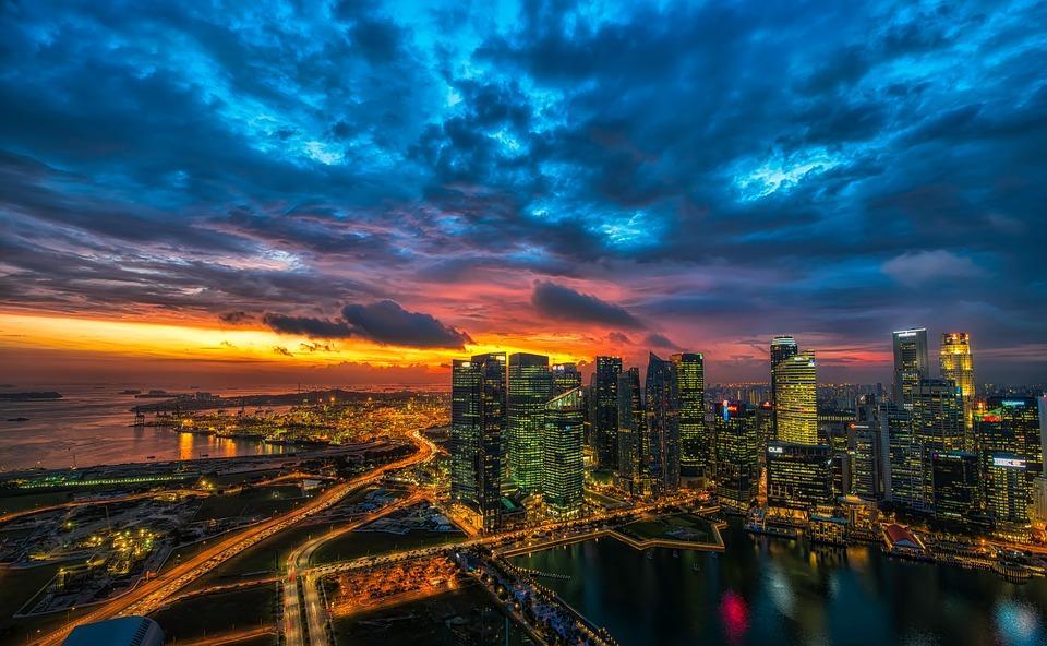 skyline 839795 960 720 - USA: Wschodnie Wybrzeże z Nowym Orleanem i Florydą