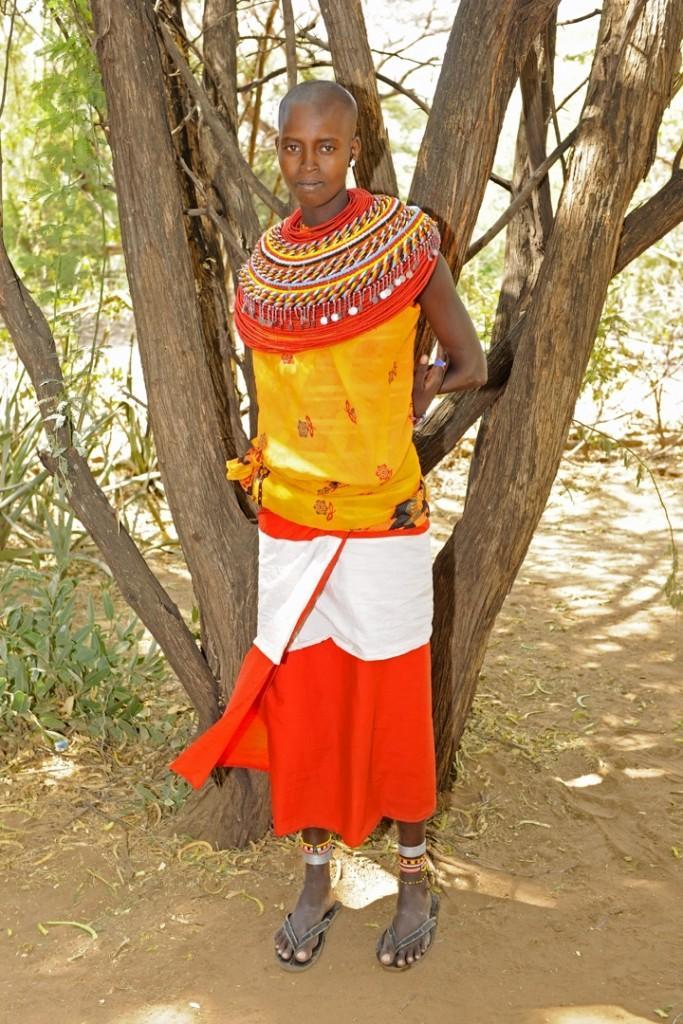 stock photo 11116107 samburu young women 683x1024 - KENIA: wyprawa nad Jezioro Turkana: Nefrytowe Morze Afryki