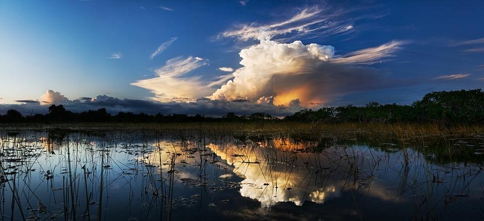 storm clouds 1069760 960 720 - USA: Wschodnie Wybrzeże z Nowym Orleanem i Florydą