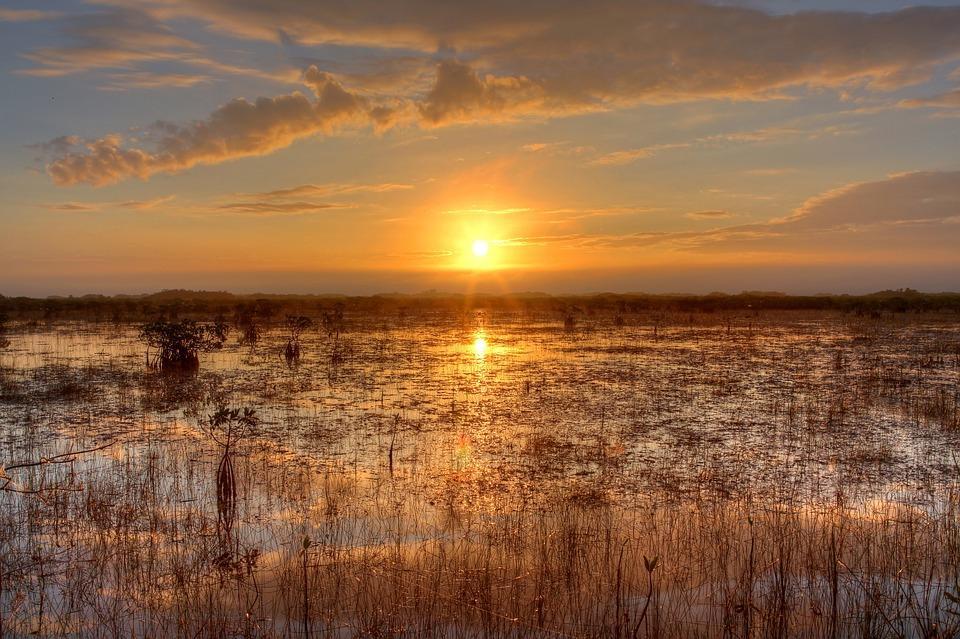 sunset 2025180 960 720 - USA: Wschodnie Wybrzeże z Nowym Orleanem i Florydą