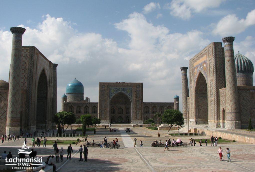 uzbekistan 1 - Uzbekistan - fotorelacja Bogusława Łachmańskiego
