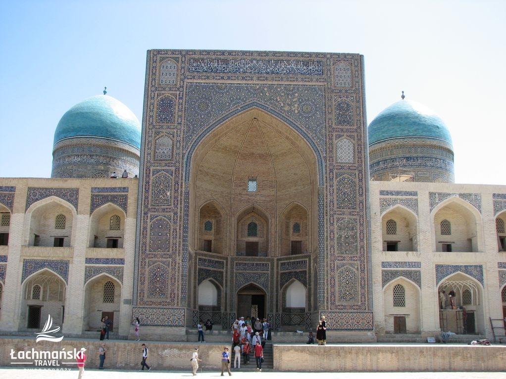 uzbekistan 15 - Uzbekistan - fotorelacja Bogusława Łachmańskiego