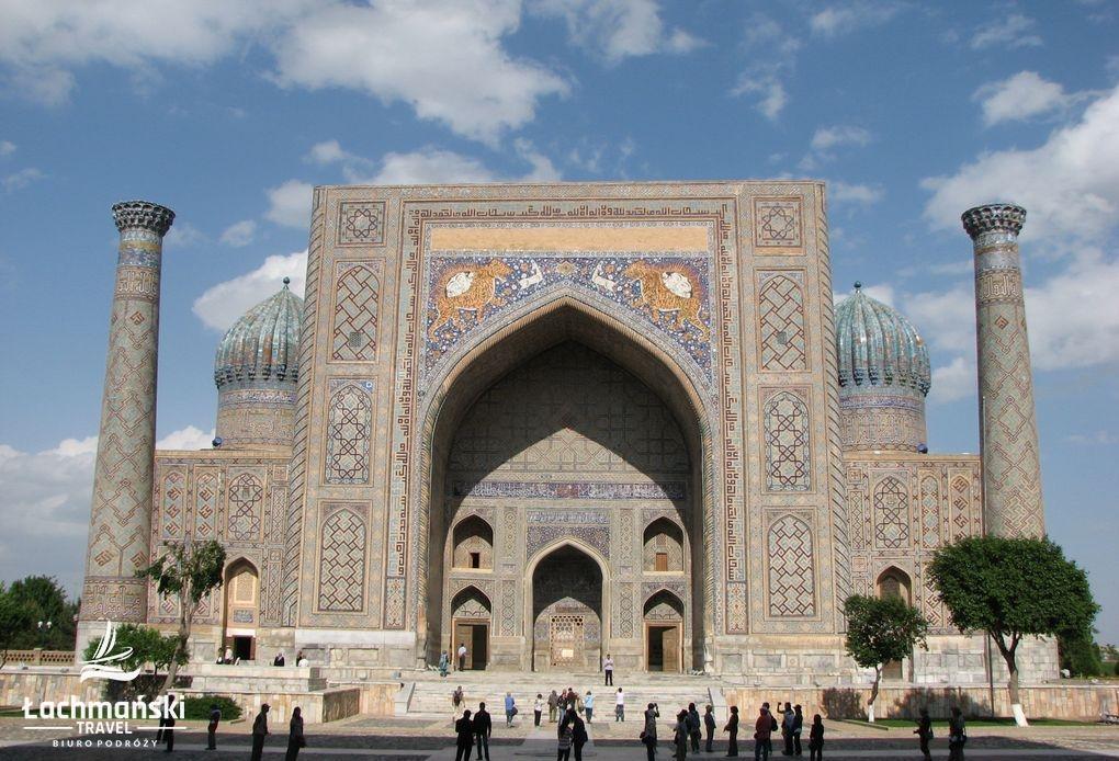 uzbekistan 2 - Uzbekistan - fotorelacja Bogusława Łachmańskiego