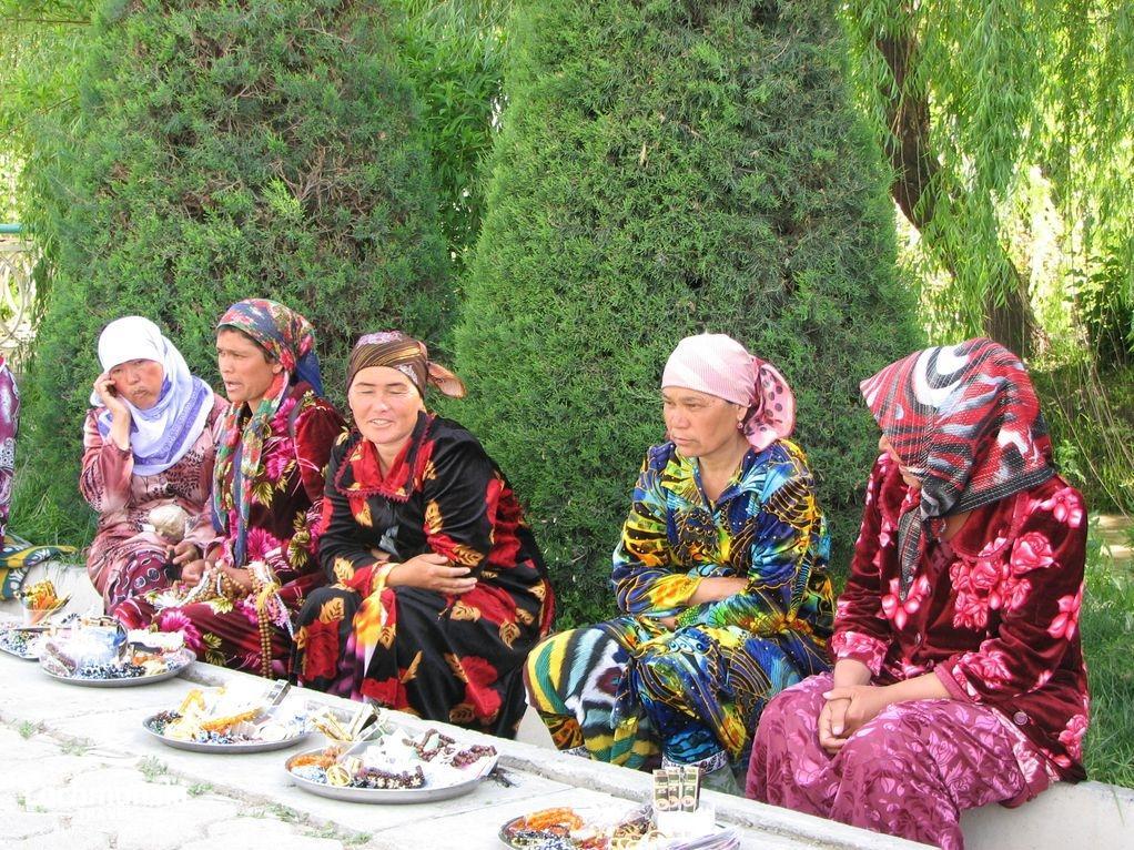 uzbekistan 30 - Uzbekistan - fotorelacja Bogusława Łachmańskiego