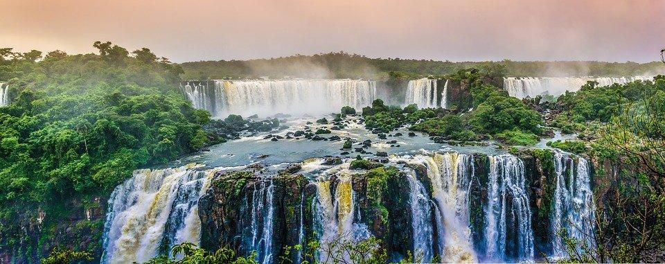BRAZYLIA z Amazonią i Pantanalem - z wizytą w ARGENTYNIE i PARAGWAJU