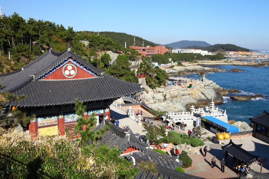 1718004201411016k Haedong Yonggungsa Temple 1024x683 - KOREA POŁUDNIOWA z WYSPĄ JEJU – wyprawa na Festiwal Lampionów w Seulu