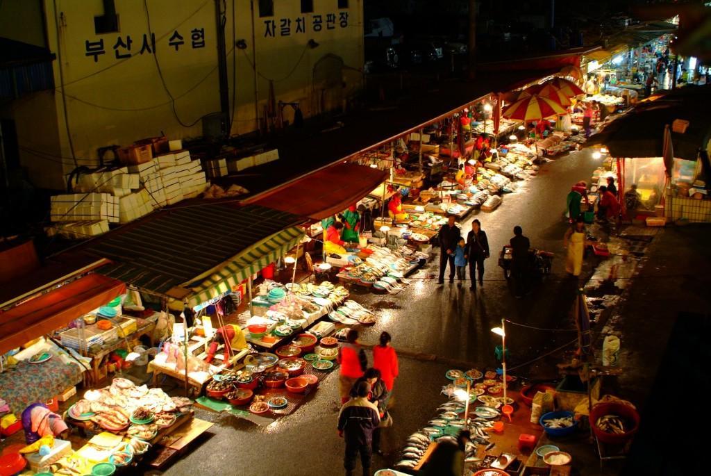 3018003200603012k Jagalchi Market 1024x685 - KOREA POŁUDNIOWA z WYSPĄ JEJU – wyprawa na Festiwal Lampionów w Seulu