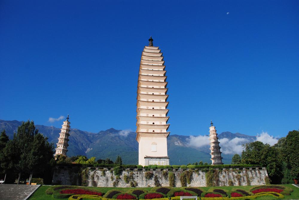 DALI TRZY PAGODY 2 - CHINY POŁUDNIOWE: Syczuan – Yunnan: wyprawa na Festiwal Pochodni
