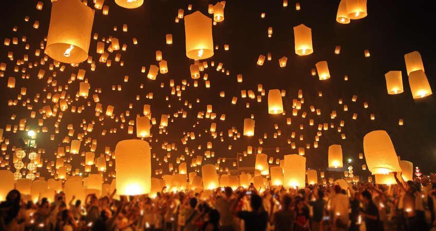 KOREA POŁUDNIOWA z WYSPĄ JEJU – wyprawa na Festiwal Lampionów w Seulu