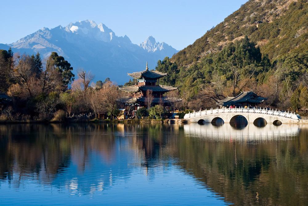 LIJIANG STAW CZARNEGO SMOKA - CHINY POŁUDNIOWE: Syczuan – Yunnan: wyprawa na Festiwal Pochodni