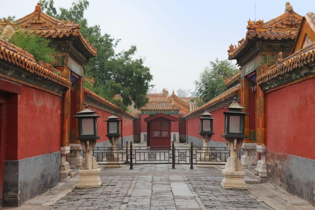 ZAKAZANE MIASTO 6 1024x683 - CHINY: Największe atrakcje Państwa Środka – Góry Tęczowe, rejs po Jangcy, Park Zhangjiajie