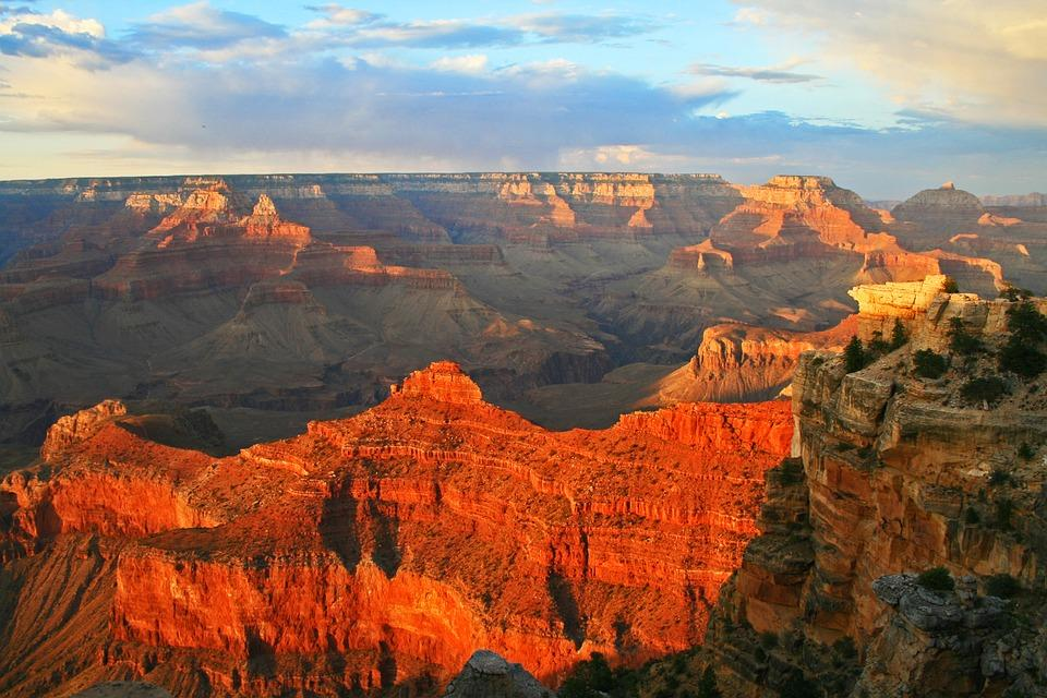 grand canyon 1235221 960 720 - USA: Najpiękniejsze miejsca Zachodnich Stanów