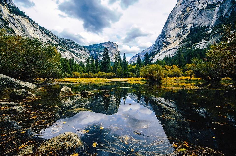 mirror lake 1884282 960 720 - USA: Najpiękniejsze miejsca Zachodnich Stanów