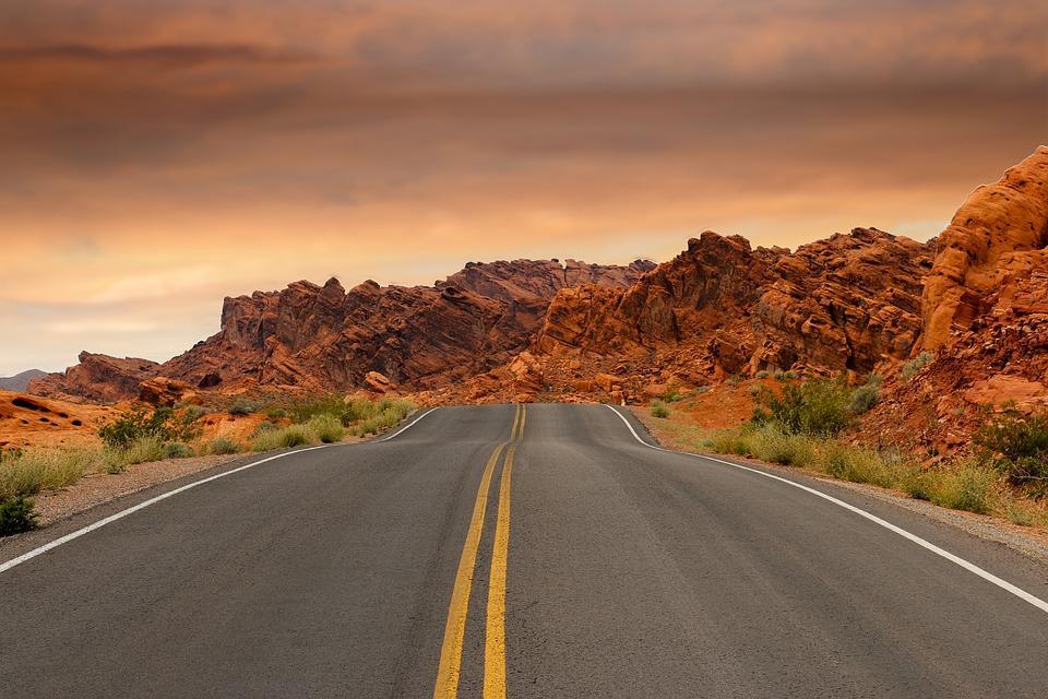 valley of fire 1303617 960 720 - USA: Najpiękniejsze miejsca Zachodnich Stanów