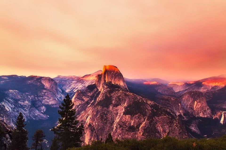 yosemite 2656634 960 720 - USA: Najpiękniejsze miejsca Zachodnich Stanów