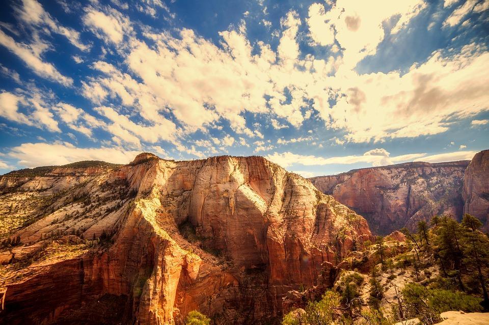 zion national park 2681378 960 720 - USA: Najpiękniejsze miejsca Zachodnich Stanów