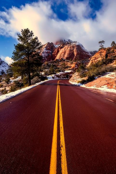 zion national park 2707459 960 720 - USA: Najpiękniejsze miejsca Zachodnich Stanów