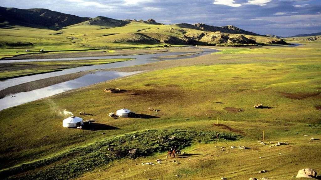 Mongolia wycieczki