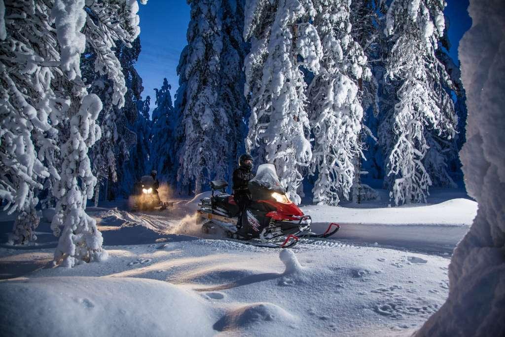 26502350154 c1fb6bb423 k 1024x683 - FINLANDIA: Helsinki, Laponia, zorza polarna i Święty Mikołaj - wycieczka