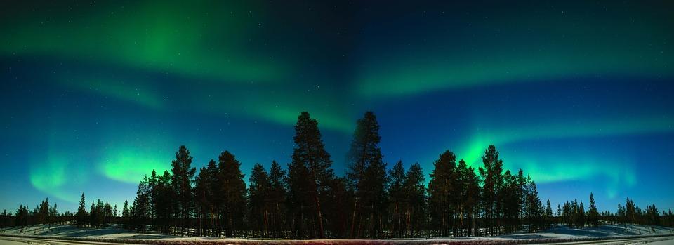 aurora 2232730 960 720 - FINLANDIA: Helsinki, Laponia, zorza polarna i Święty Mikołaj - wycieczka